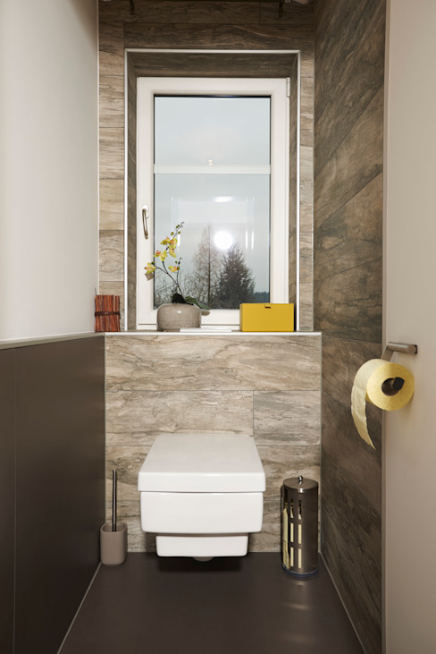 Modern style bathrooms by Horst Steiner Innenarchitektur Modern