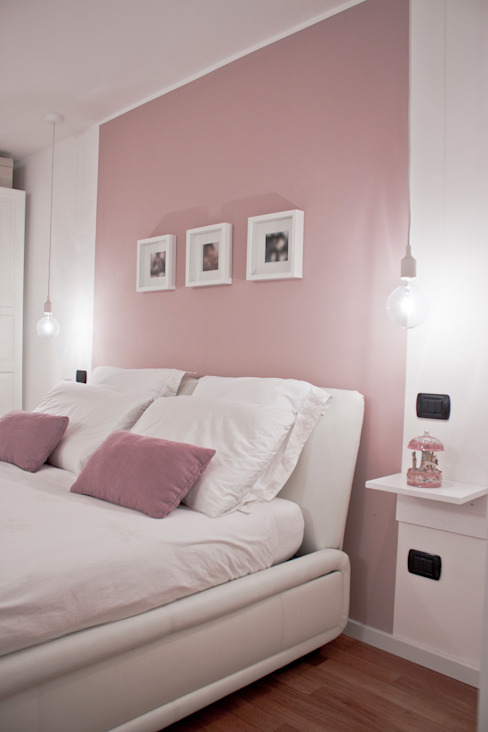 Modern Bedroom by Laura Lucente Architetto Modern