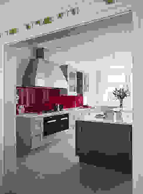 Belgravia | A Modern Classic Cocinas de estilo moderno de Davonport Moderno Madera Acabado en madera