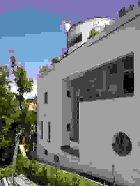 Haus 1190 Moderne Häuser von HUMMELBRUNNER ARCHITEKTUR EINRICHTUNG Modern