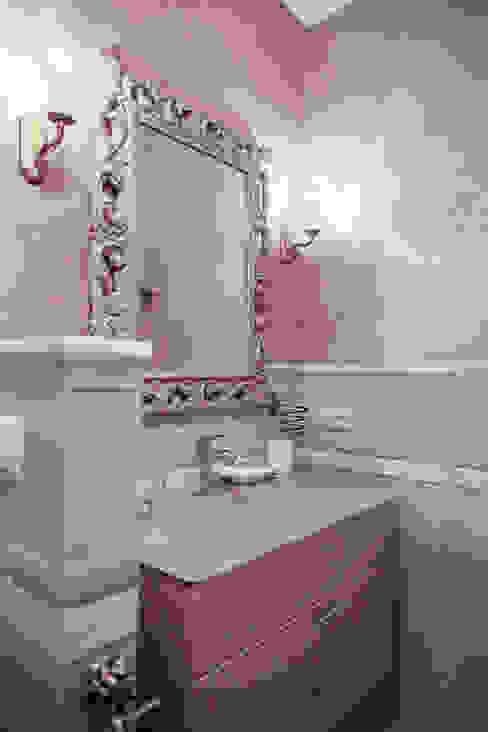 حمام تنفيذ Designer Olga Aysina