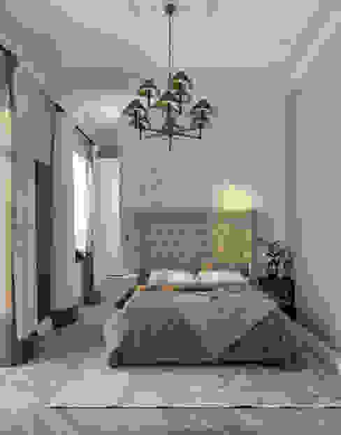 Camera da letto in stile  di Котова Ольга, Scandinavo