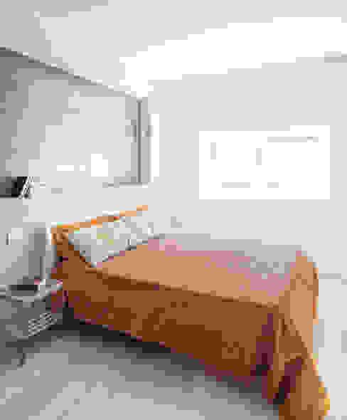 Modern Yatak Odası VILLE IN BIOEDILIZIA Modern