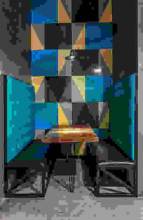 Столовые комнаты в . Автор – SZTUKA  Laboratorio Creativo de Arquitectura, Модерн