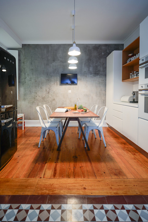 Dapur by LAVRADIO DESIGN