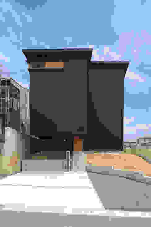 東谷の家 モダンな 家 の 加門建築設計室 モダン