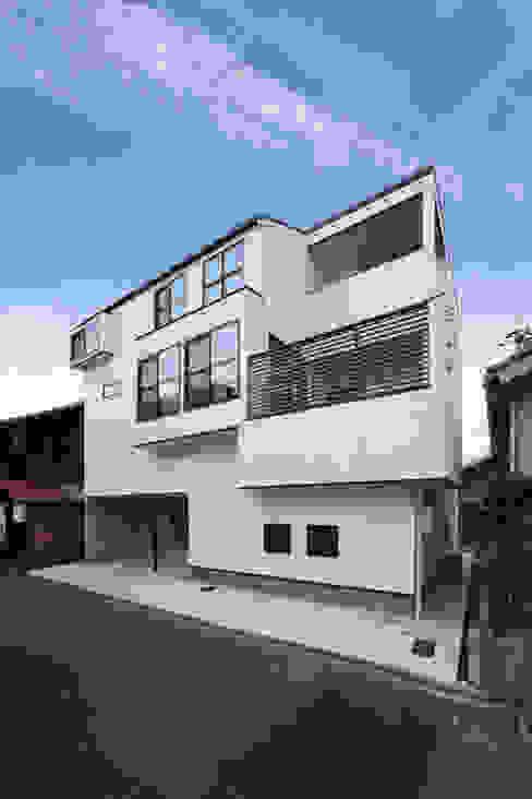 모던스타일 주택 by 加門建築設計室 모던