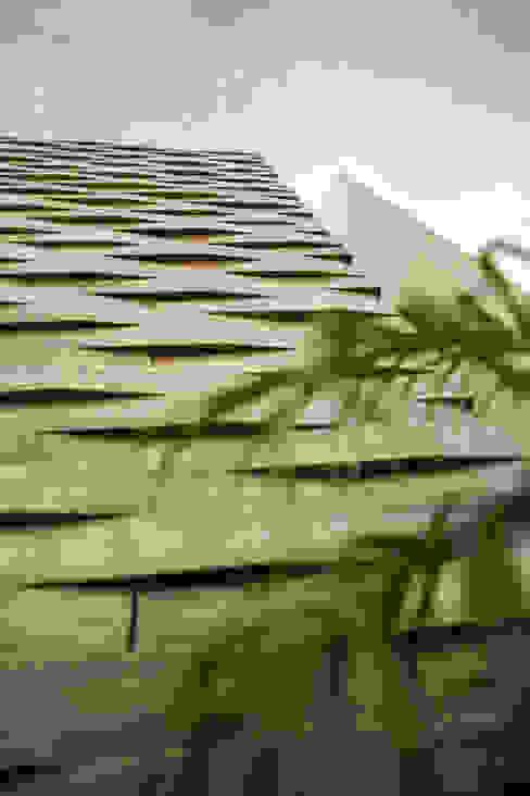 Paredes de estilo  por FGO Arquitectura , Moderno