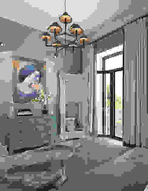 Bedroom by Котова Ольга, Scandinavian