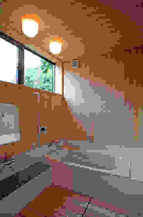 ひなたぼっこ オリジナルスタイルの お風呂 の 尾日向辰文建築設計事務所 オリジナル