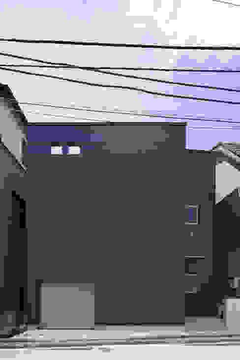 U建築設計室의  주택, 미니멀