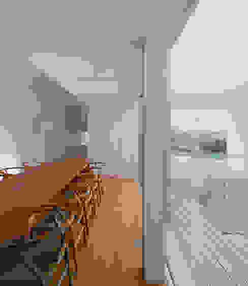 Casa em Leiria com o Arq. Manuel Aires Mateus por A Linha da Vizinha