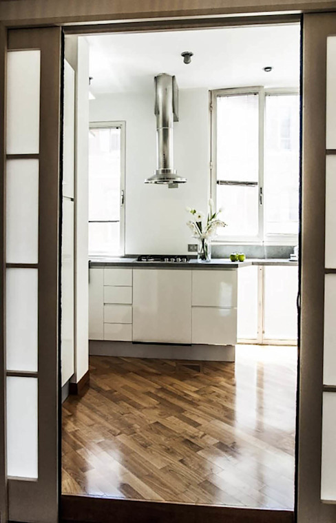 Anteprima Cucina moderna di My Home Attitude - Barbara Sala Moderno MDF