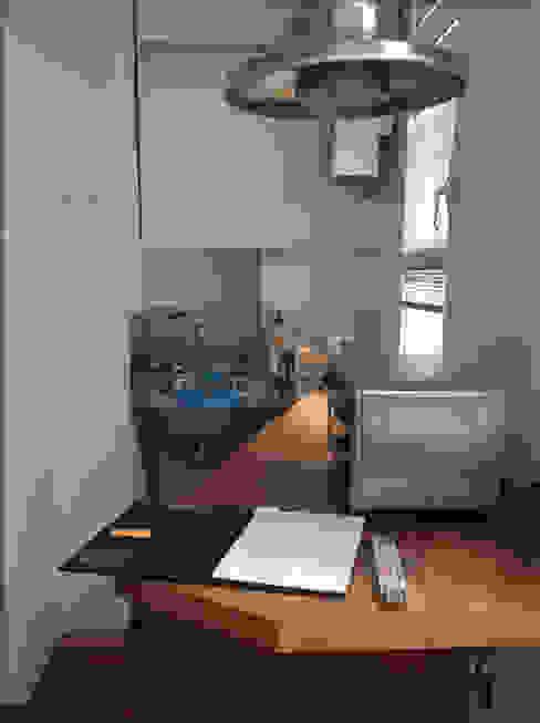 prima lavello 2 Cucina moderna di My Home Attitude - Barbara Sala Moderno