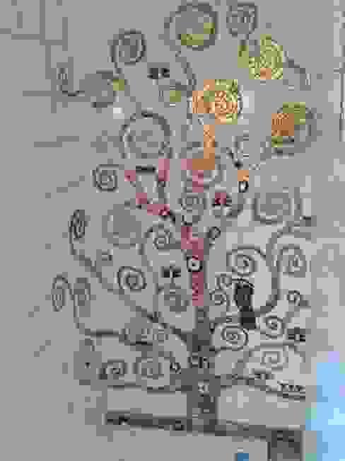 Moz-art mosaique Ванна кімнатаПрикраса