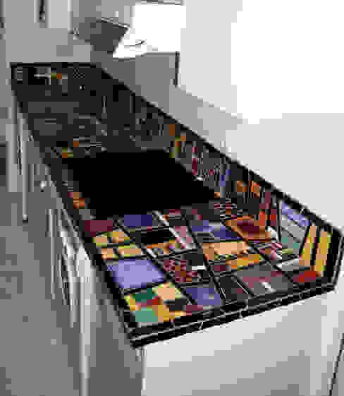 Mozaique par Moz-art mosaique Moderne