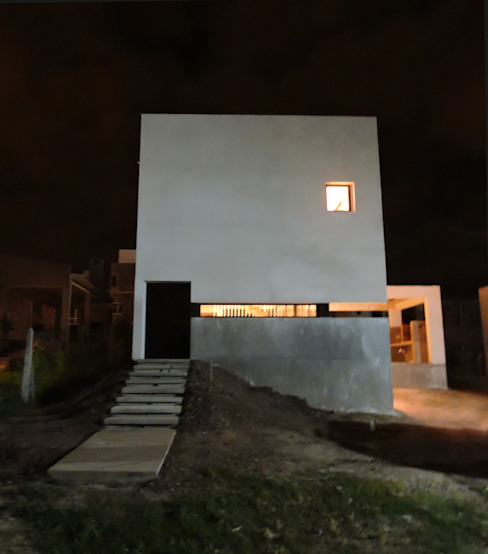 Casa LL Casas minimalistas de jose m zamora ARQ Minimalista