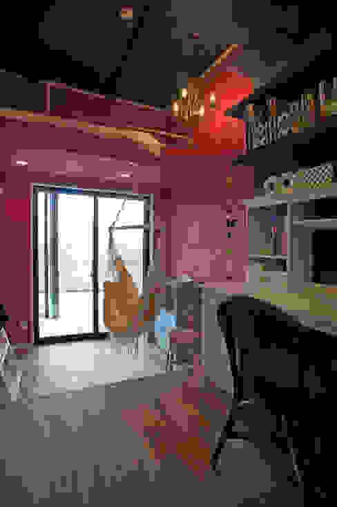 西薗守 住空間設計室 Girls Bedroom