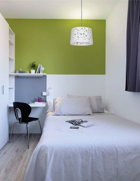 Lámparas-Fotoambientes Dormitorios modernos de Class Iluminación Moderno