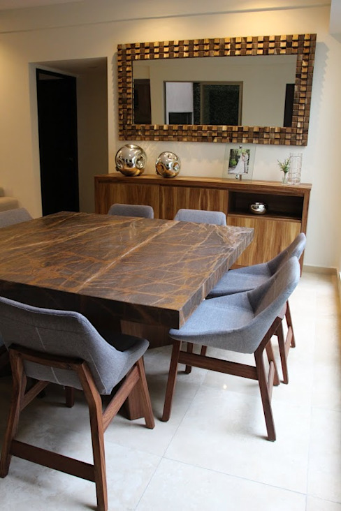 Sala de jantar  por Wooden