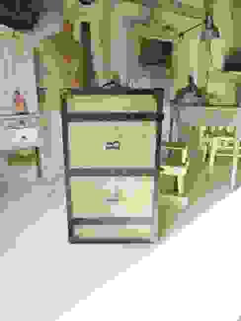 Antiker Überseekoffer von Vintage Compagnie Landhaus