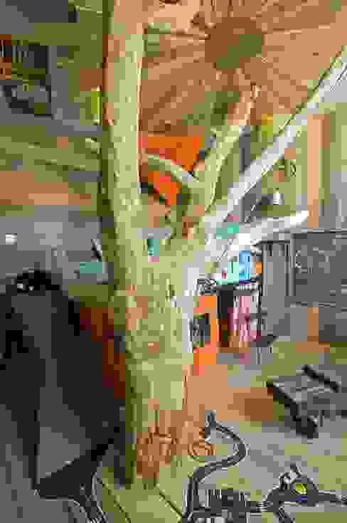 Tree for the child room Frédéric TABARY Eklektik Ahşap Ahşap rengi