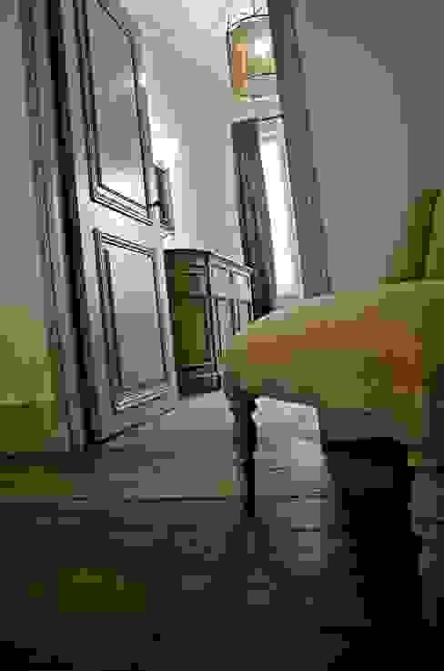 De la chambre à la salle d'eau. Chambre moderne par Cabanes & Chateaux Moderne