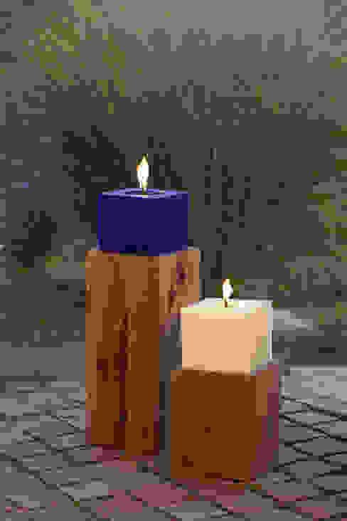 in stile  di Polarlichter-Kerzen, Moderno