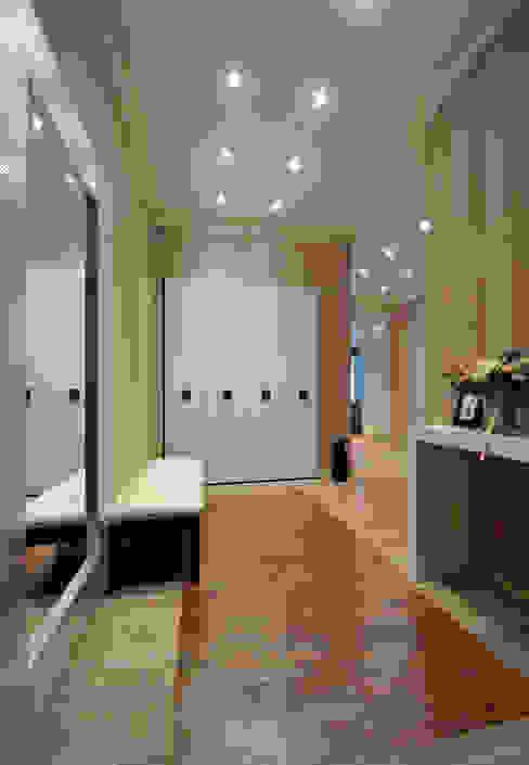 Modern corridor, hallway & stairs by Дизайн-студия «ARTof3L» Modern