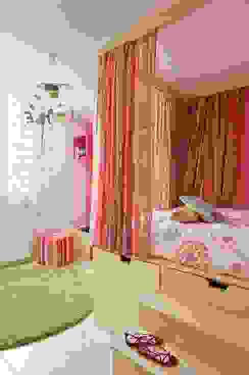 La chambre de la petite fille réalisée par Frédéric TABARY