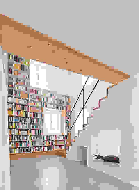 Modern Living Room by Pühringer GmbH Co KG, Möbellinie Modern Wood Wood effect