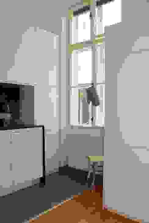 Hochschrank uk-architektin Ausgefallene Küchen