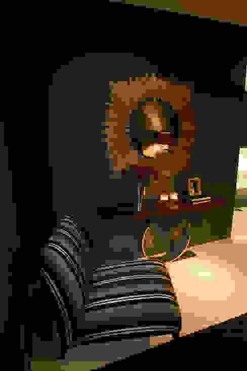 Residência Porto CP Salas de estar modernas por Jorge Cassio Dantas Lda Moderno