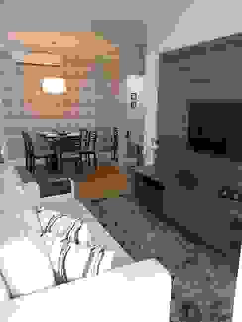 Salas/Recibidores de estilo  por SD arquitetura & Interiores