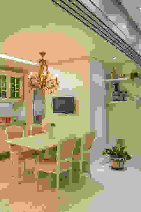 cozinha classica Michele Moncks Arquitetura Cozinhas clássicas
