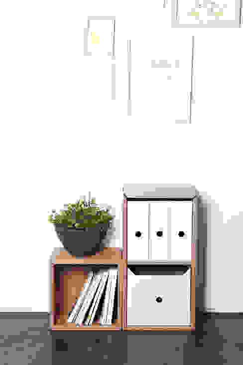 PAPERPOP Study/officeStorage Paper Grey