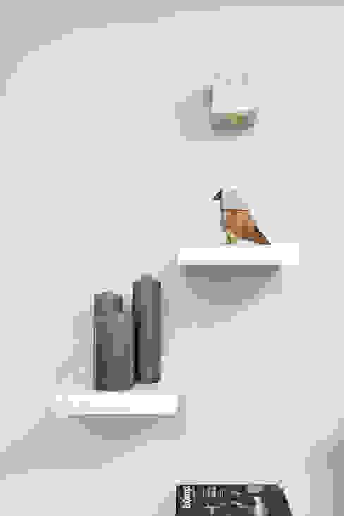 MIESZKANIE POKAZOWE NA OŁTASZYNIE: styl , w kategorii Salon zaprojektowany przez Partner Design,