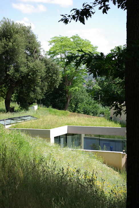 Twinneys Modern houses by Designscape Architects Ltd Modern
