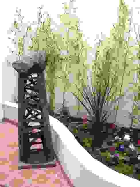 Santiago del Estero 623 - Buenos Aires Jardines modernos: Ideas, imágenes y decoración de Arquitecta Mercedes Rillo Moderno