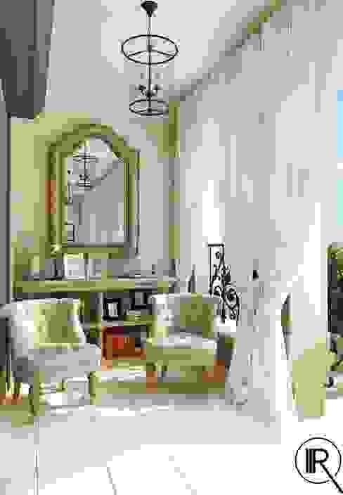 Терраса Терраса в средиземноморском стиле от Rash_studio Средиземноморский