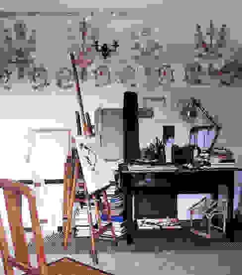 pracownia2: styl , w kategorii  zaprojektowany przez szaro-biało,Azjatycki