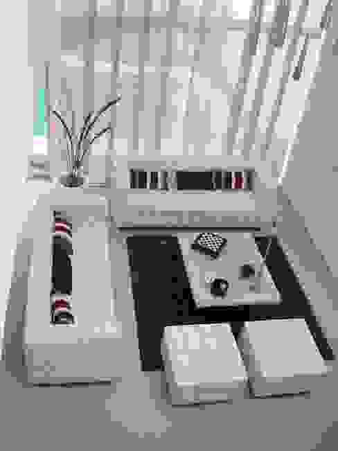 Studeerkamer/kantoor door Paola Hernandez Studio Comfort Design,