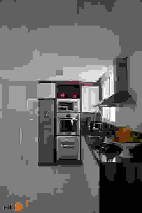 Modern Mutfak HM2 arquitetura criativa Modern