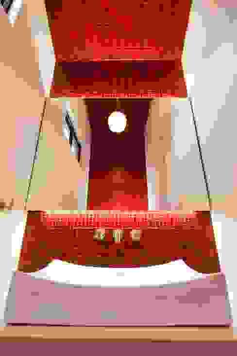 모던스타일 욕실 by LGZ Taller de arquitectura 모던 타일