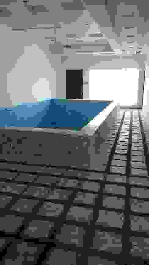 S RESIDENCE Modern pool by DESIGNER GALAXY Modern