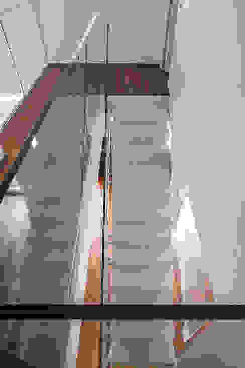 Baltina House Ingresso, Corridoio & Scale in stile moderno di studiodonizelli Moderno Marmo