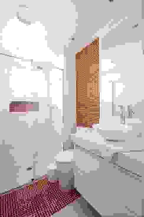 Casas de banho  por ProArq Brasil
