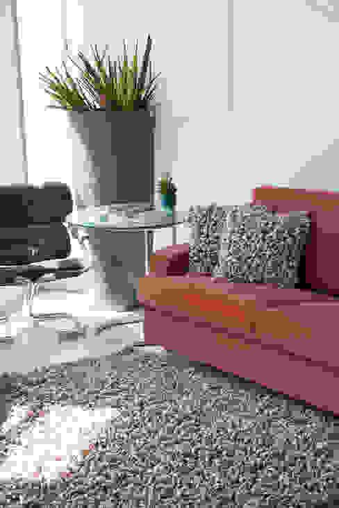 Modern living room by Letheshome Modern Textile Amber/Gold