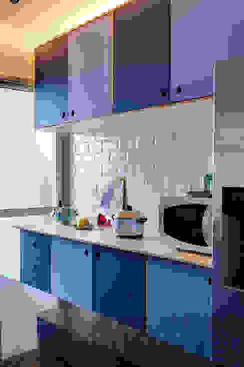 Cozinha | Apartamento Perdizes Cozinhas modernas por homify Moderno