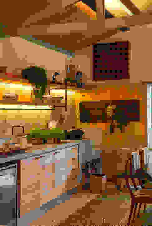 Marina Linhares Decoração de Interiores Кухня